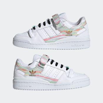 """アディダス フィーラム ロー """"アイ ラブ ダンス"""" adidas-forum-low-i-love-dance-FY5119-pair"""