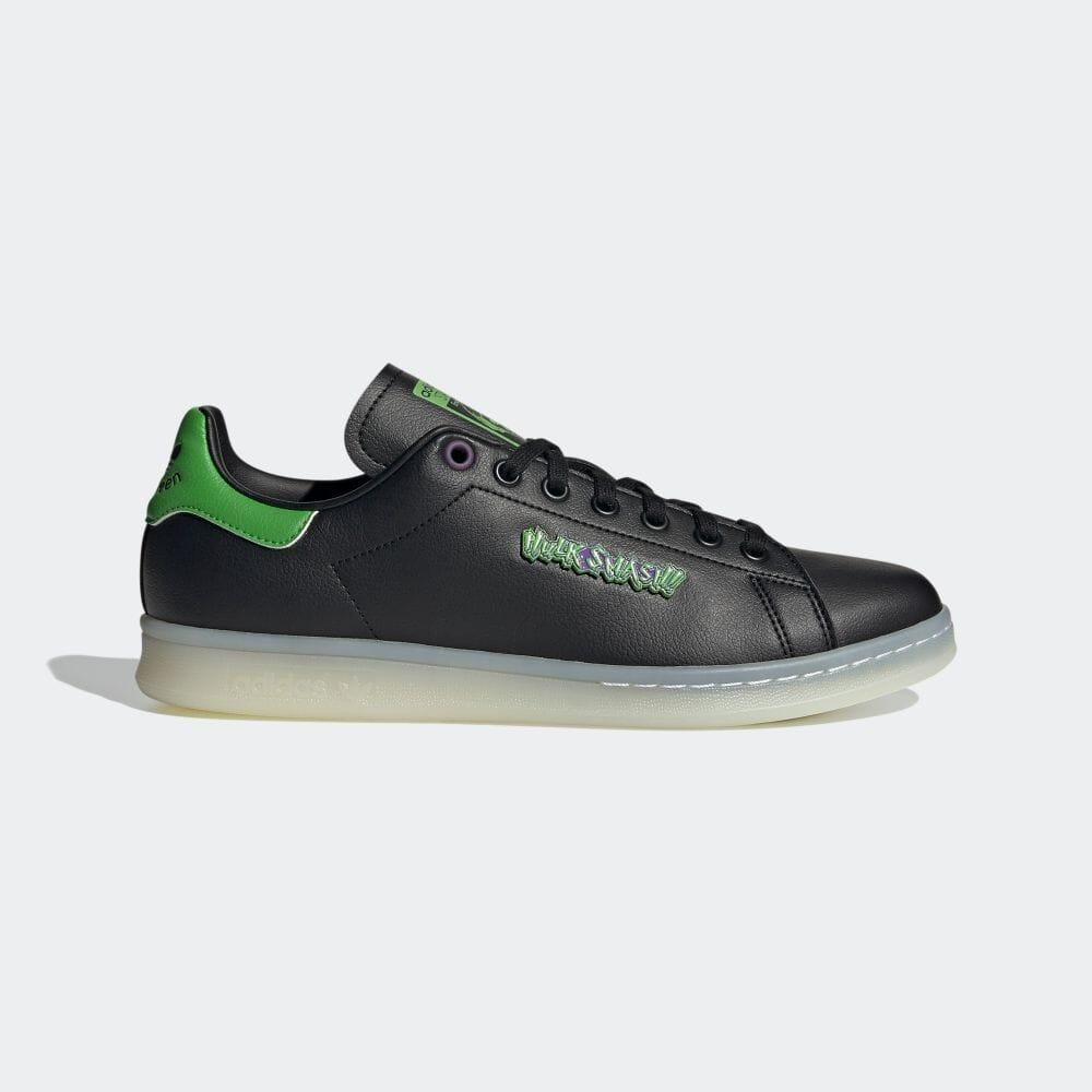 アディダス スタンスミス × ハルク adidas-hulk-stan-smith-FZ2708-side