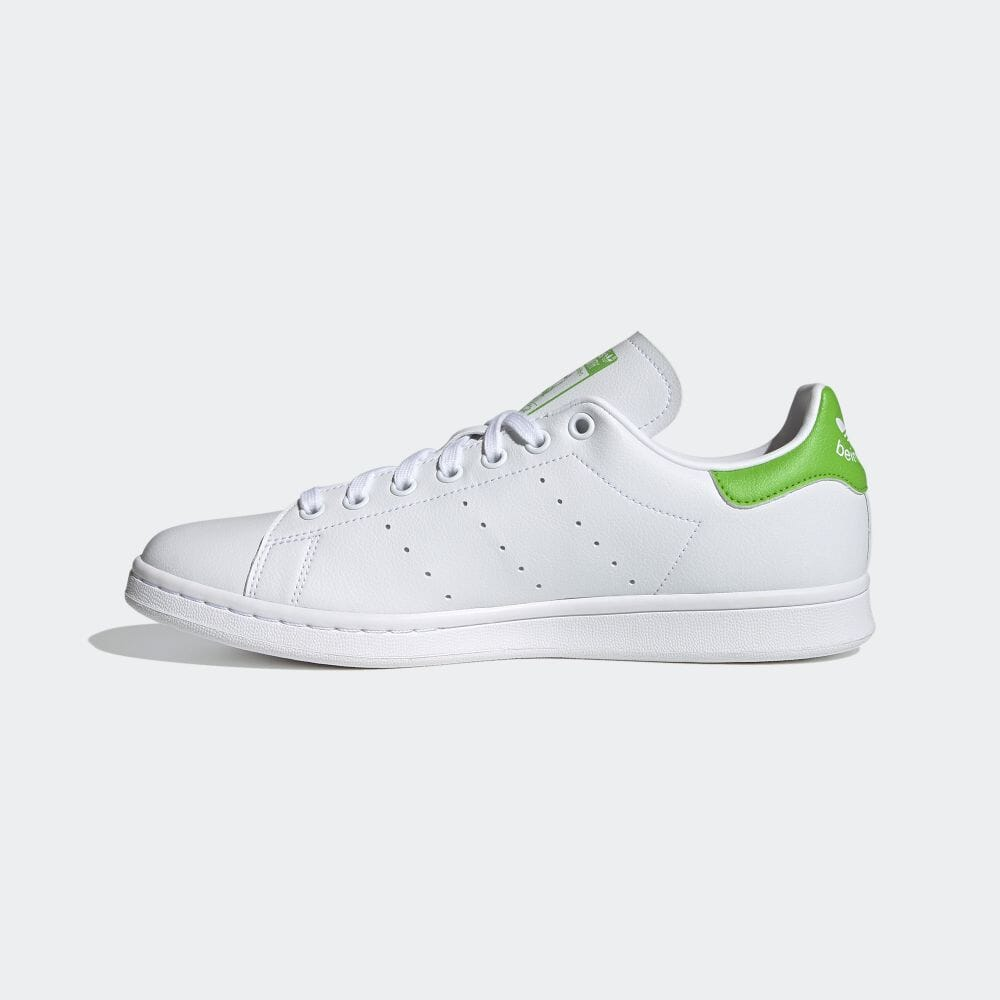 アディダス スタンスミス × カーミット adidas-kermit-stan-smith-FX5550-side-2