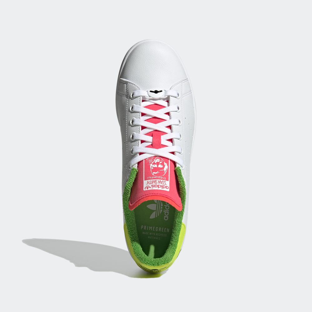 アディダス スタンスミス × カーミット adidas-kermit-stan-smith-GZ3098-top