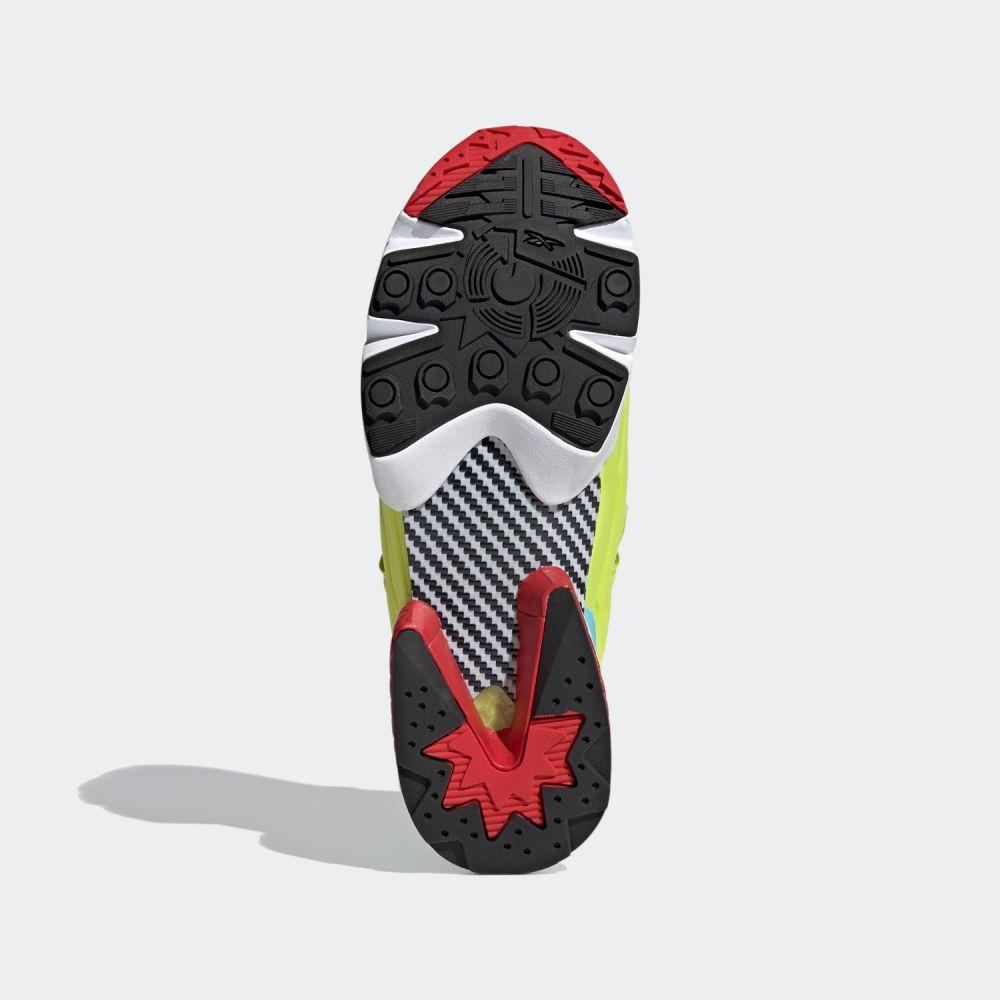 """アディダス × リーボック ZX フューリー """"ZX ポンプ"""" adidas-reebok-zx-fury-GZ7286-sole"""