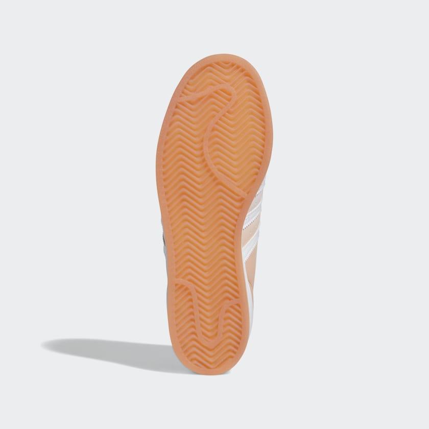 """アディダス ウィメンズ オリジナルス スーパースター """"ヘイジー コパー"""" adidas_Superstar_wmns_hazy-copper_GV7758-sole"""