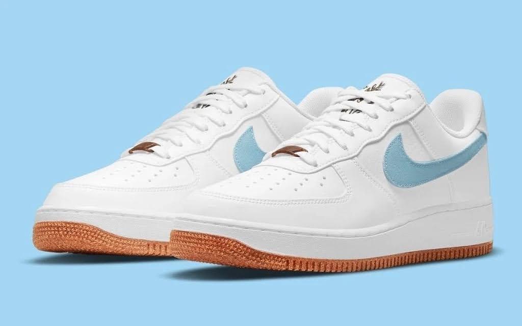 "Nike Air Force 1 '07 LV8 ""Indigo"" ナイキ エア フォース 1 '07 LV8 ""インディゴ"" CZ0338-100"