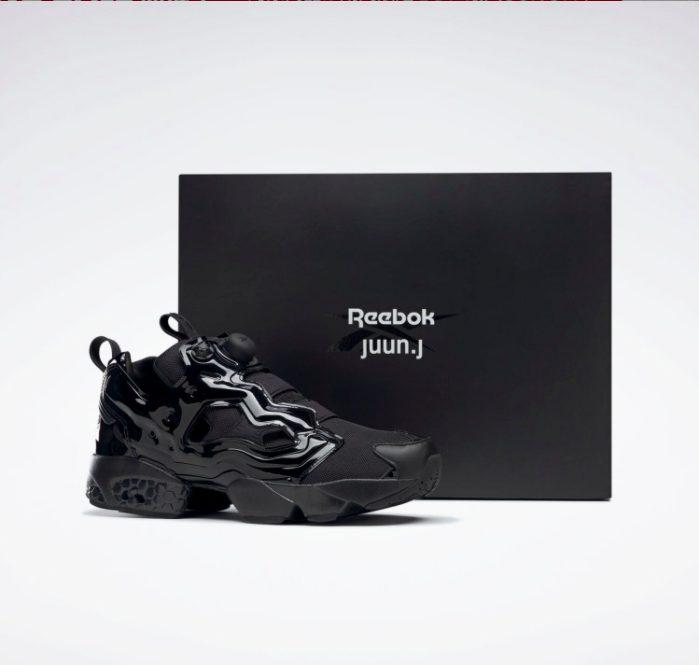 リーボック × ジュン・ジー インスタポンプ フューリー OG (ブラック) reebok-juun-j-instapump-fury-og-h02475-side-box