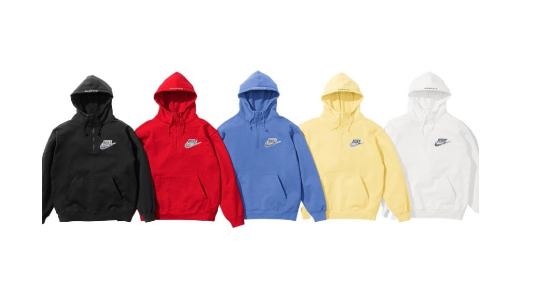 supreme 2021ss シュプリーム 2021春夏 week3 Supreme®/Nike® Half Zip Hooded Sweatshirt