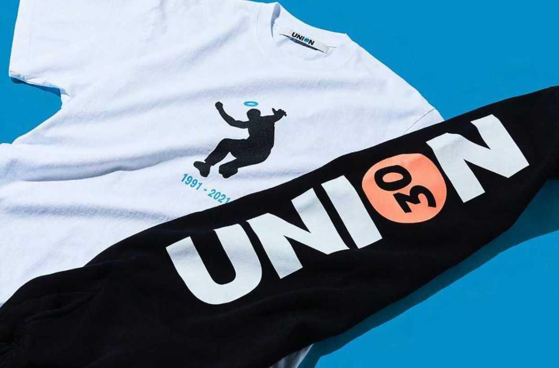 UNION 30th ユニオン 30周年