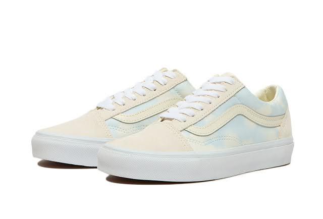 """ヴァンズ """"ブリーチ ウォッシュ パック"""" オールド スクール vans-bleach-wash-pack-old-skool-VN0A3WKT3XO-pair"""