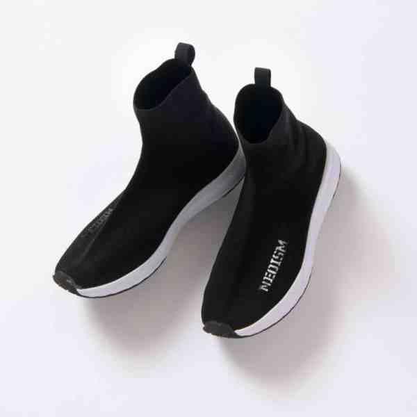 ソックスタイプ 2021-no-shoelace-sneakers-slip-ons-socks-type