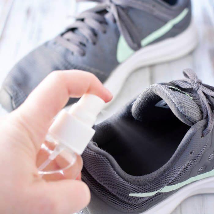 消臭スプレー スニーカー デオドラントスプレー 足 DIY Shoe Deodorizer Spray for Sneakers