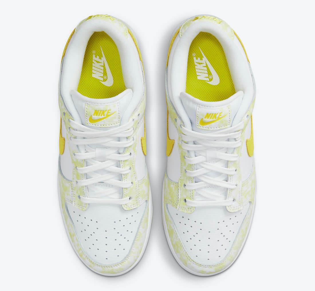 "Nike Dunk Low ""Yellow Strike"" ナイキ ダンク ロー ""イエロー ストライク"" Yellow Strike/Yellow Strike-White DM9467-700 main"