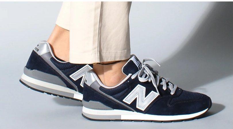 New Balance「996」ladys-blue-sneakers-styles-new-balance-cm996
