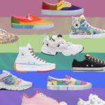 プライド月間 2021年 スニーカー Pride Month 2021 Sneakers featured image rainbow flag