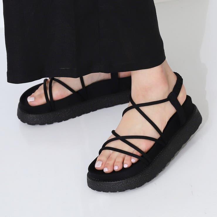 スポーツサンダル コード 人気 トレンド Sneaker Sandal Trend 2021 Spring Summer Black