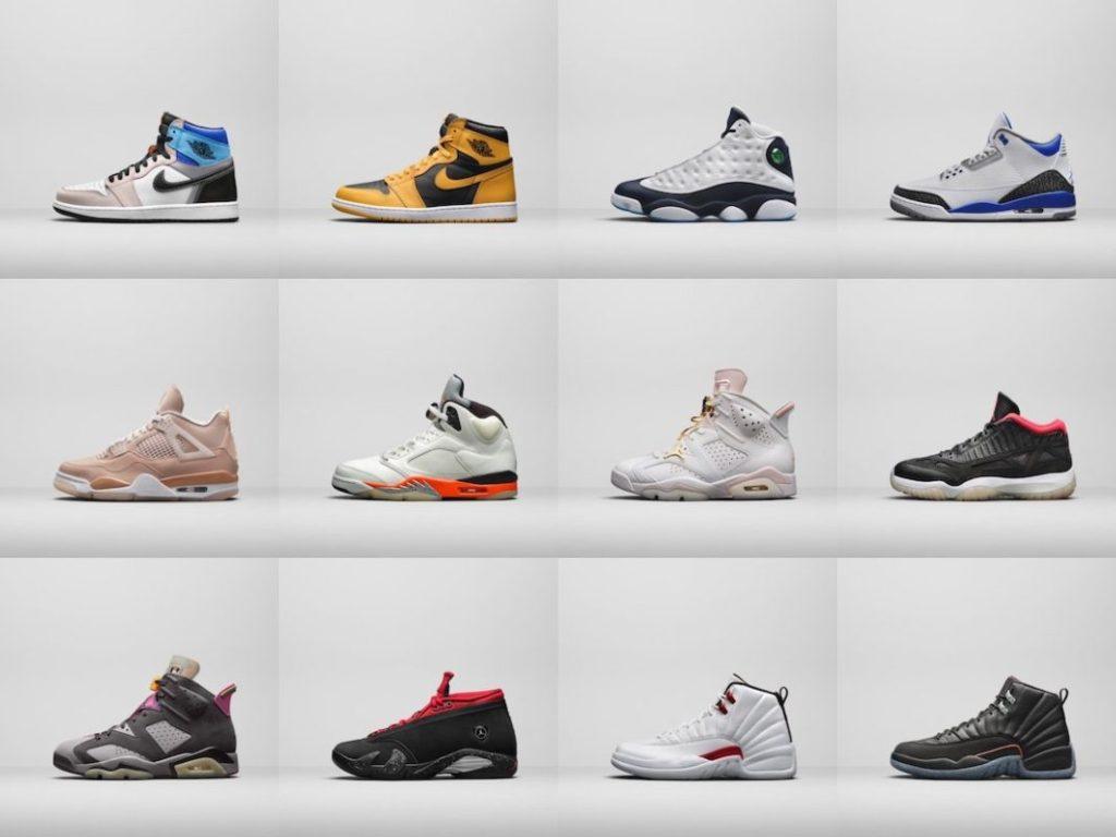 ナイキ エアジョーダン 2021年 秋 新作 コレクション Nike-News-Air-Jordan-Fall-2021-Collection-sneakers