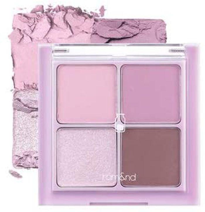 ロムアンド アイシャドウ ブルベ lavender Rom&nd Eyeshadow Palette lavender purple cool tone