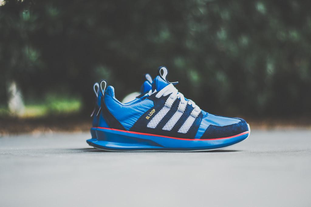 """Adidas Originals Sl Loop Runner """"bluebird"""" Sbd"""