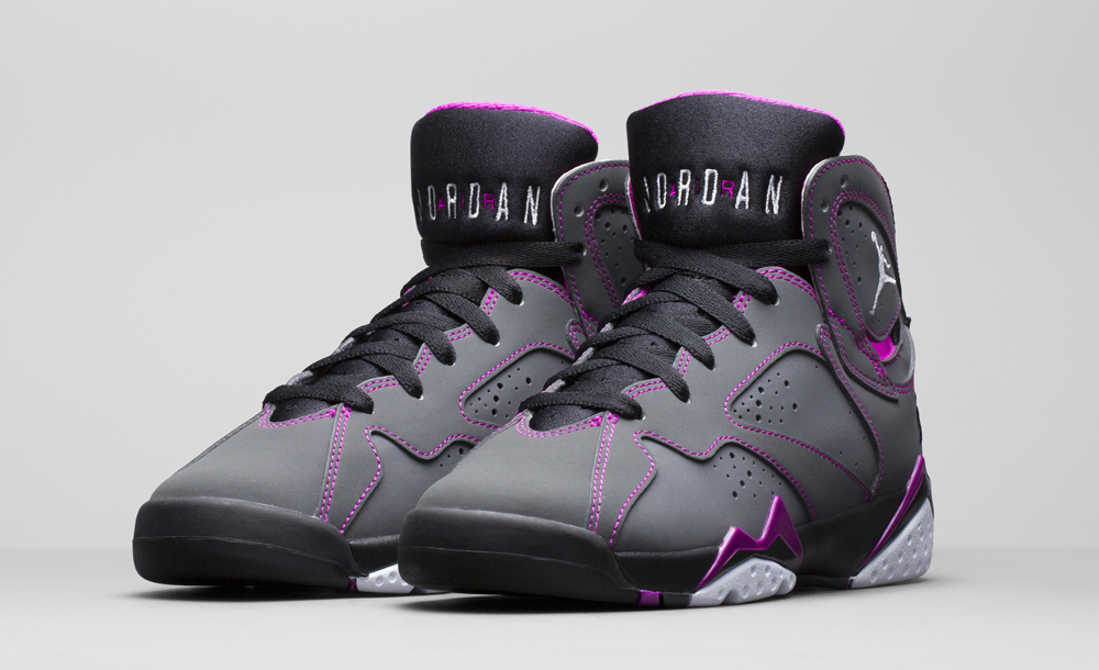 Air Jordan 7 GS Valentines Day Release Date