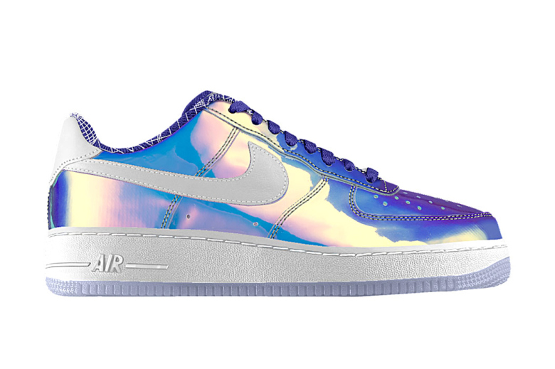 Nike Air Force 1 Iridescent ID Option