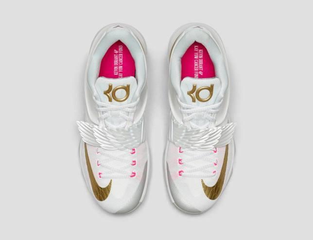 Nike KD 7 VII Aunt Pearl (2)