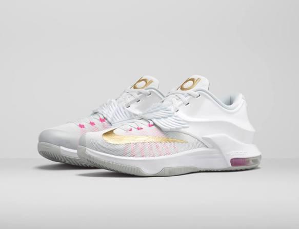 Nike KD 7 VII Aunt Pearl