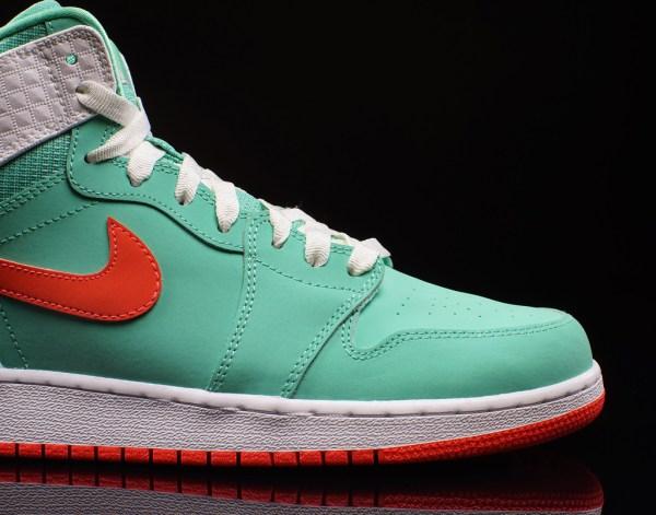 Air Jordan 1 Gs Verde - Sneaker Bar Detroit