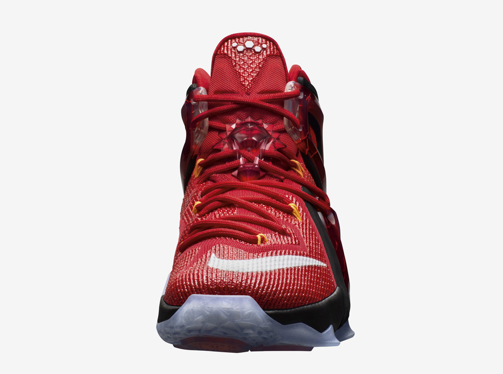 All Shoes Red Lebron James