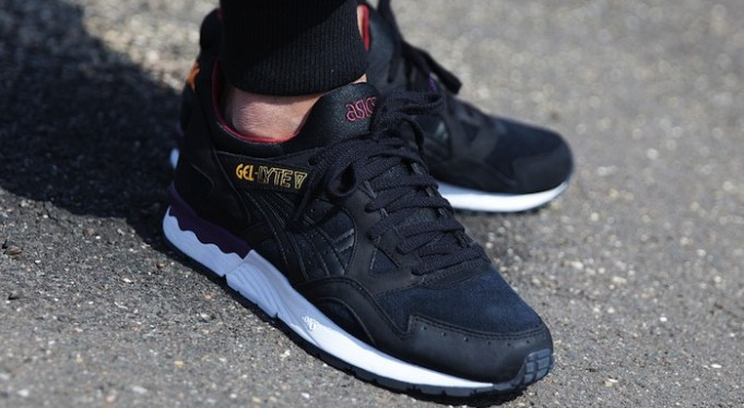 ASICS Gel Lyte V Black Sunset