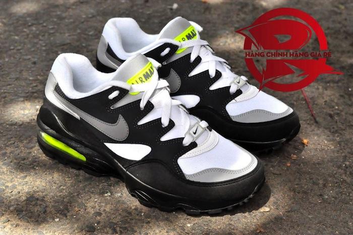 Nike Air Max 94 Black Grey Neon  Sneaker Bar Detroit