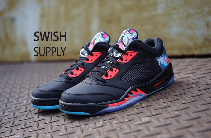 Air Jordan 5 Low Premium China
