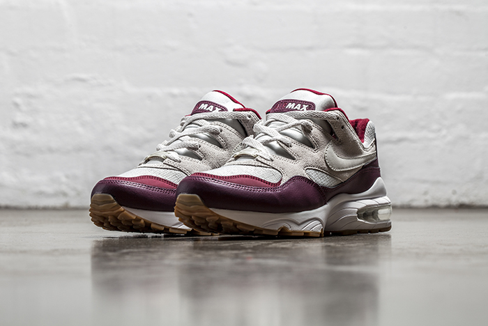 Nike Air Max 94 Light Bone Night Maroon