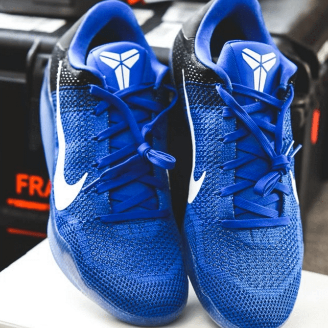 Duke Nike Kobe 11 Sneaker Bar Detroit