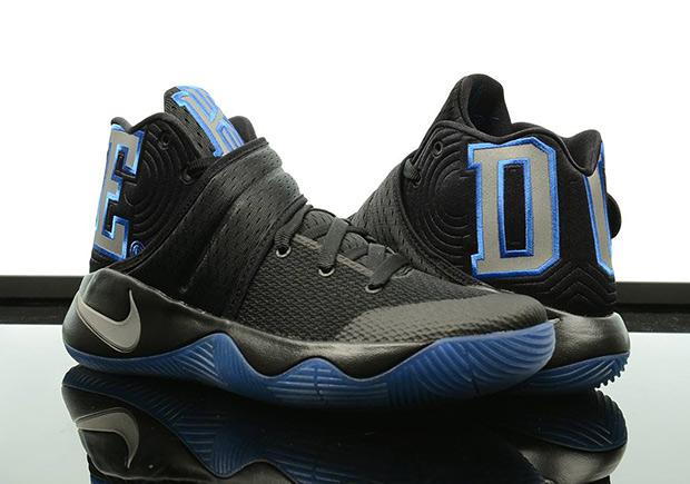 Nike Kyrie 2 Duke fecha de lanzamiento