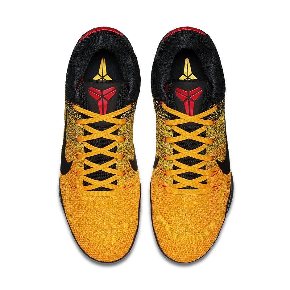 Bruce Lee Nike Kobe 11 Espíritu Guerrero