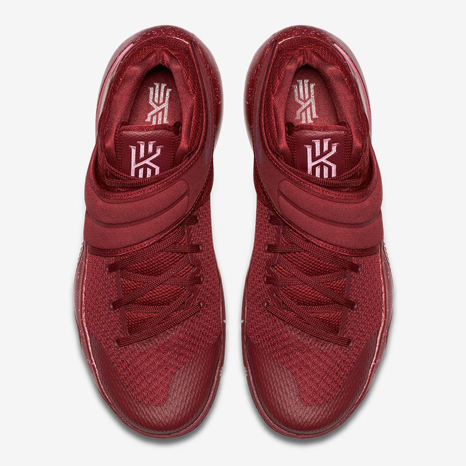 Nike Kyrie 2 Red Velvet Release Date