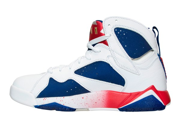 Air Jordan 7 Tinker Alternate Olympic Release Date