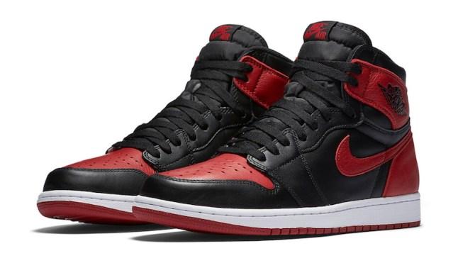 Image result for Air Jordan 1 og bred