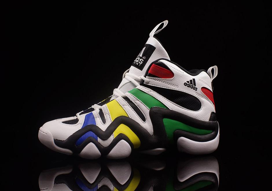 Adidas Crazy 8 Olympic Rings  Sneaker Bar Detroit