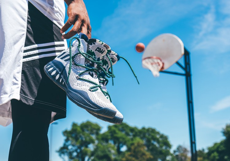 adidas Crazy Explosive Release Date