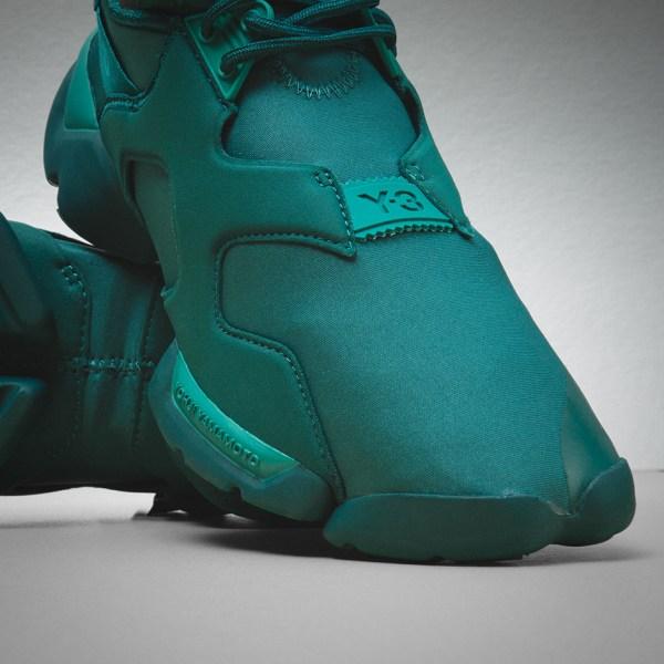 Adidas -3 Kohna Equipment Green - Sneaker Bar Detroit
