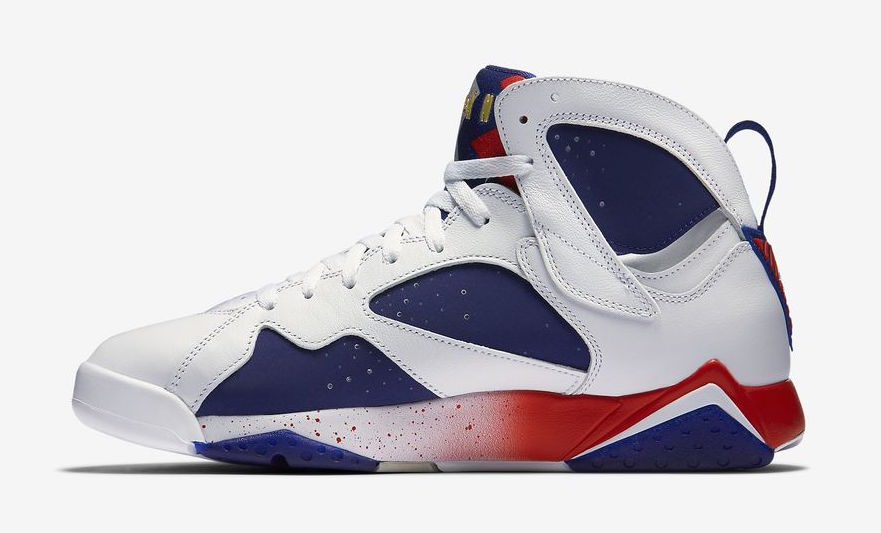 Air Jordan 7 Olympic Alternate Release Date  Sneaker Bar