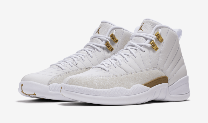 "Image result for Air Jordan 12 ""OVO"""