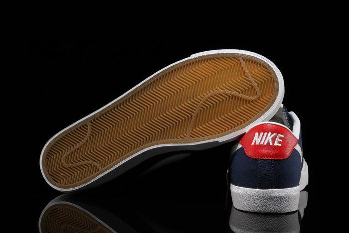 Nike SB Zoom All Court CK Midnight Navy Sneaker Bar Detroit