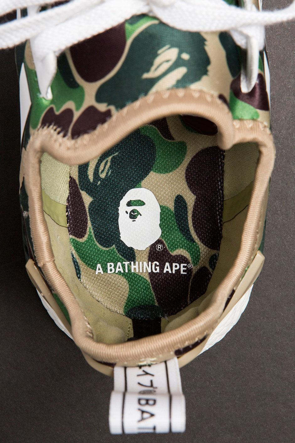 BAPE x adidas NMD Release Date  Sneaker Bar Detroit