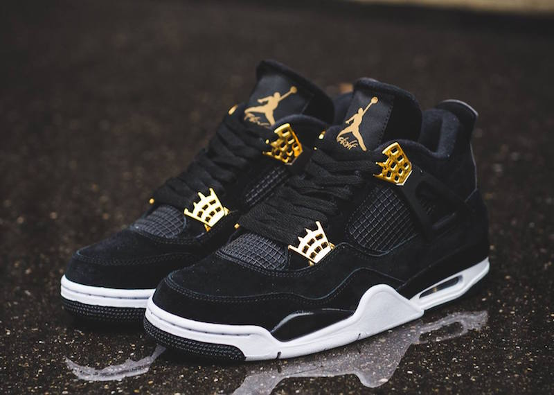 Air Jordan 4 Royalty Release Date Sneaker Bar Detroit
