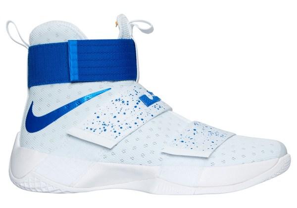 Nike LeBron Soldier 10 Hyper Cobalt Release Date Sneaker