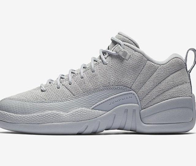 Air Jordan  Low Wolf Grey Release Date