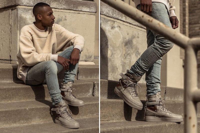 Nike SFAF1 Desert Camo Release Date  Sneaker Bar Detroit
