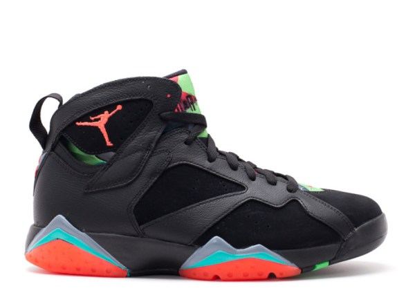 Air Jordan 7 Retro quotBarcelona Nightsquot 2015 SBD