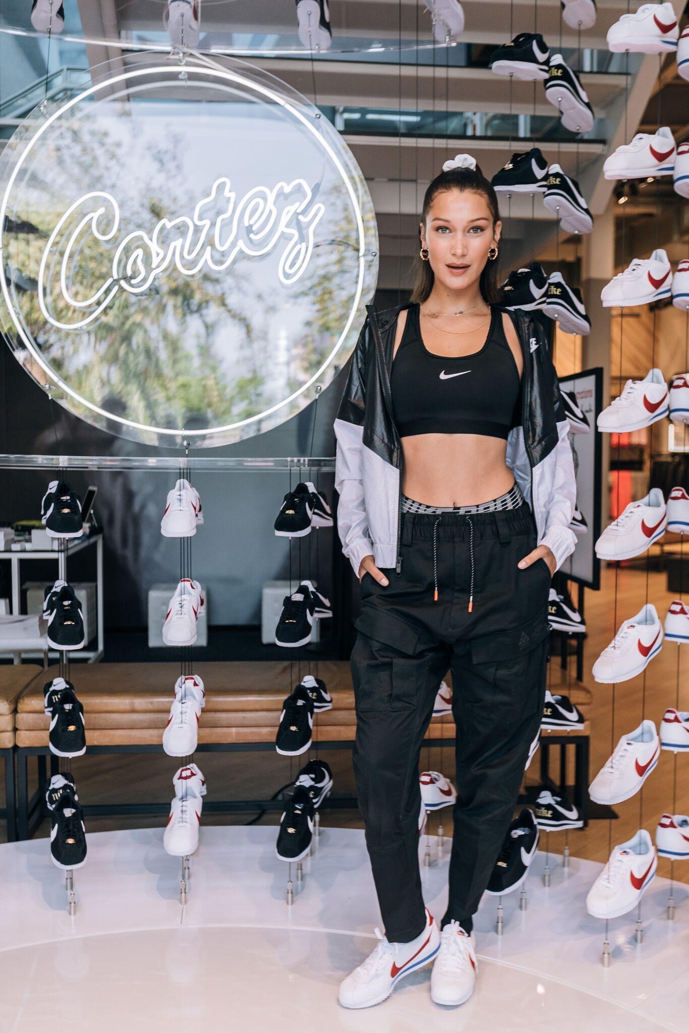 Kylie Jenner Puma Shoes Rose Gold