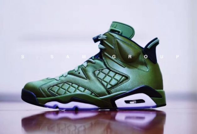 Air Jordan 6 Pinnacle Flight Jacket SNL Release Date